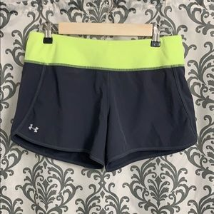 Under Amour workout shorts